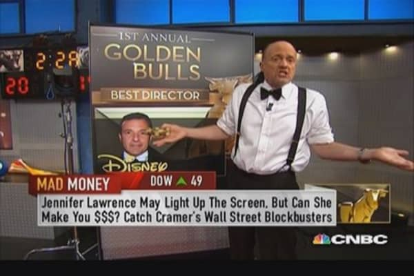 Cramer's Golden Bulls: Best director (CEO)