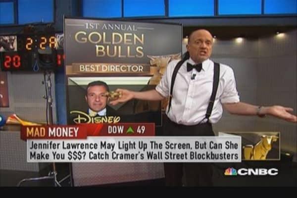 Cramer's Golden Bulls: Best director (CEO)