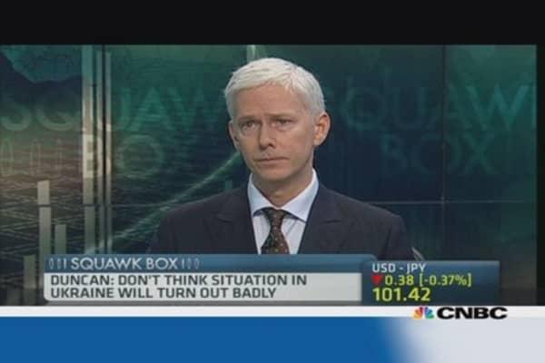 Ukraine will not impact markets severely: Pro