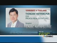 How unrest is affecting Thailand's real estate