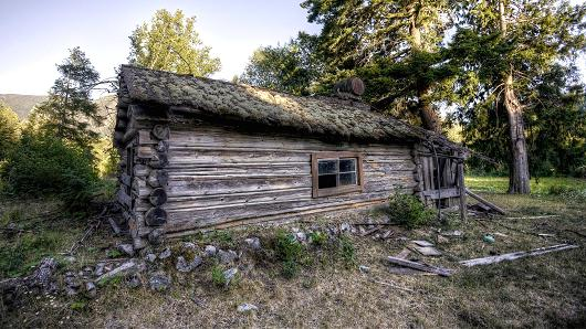 File photo: Twitter to add log cabins to its new headquarters.