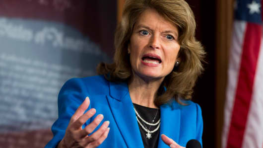 Sen. Lisa Murkowski, R.-Alaska