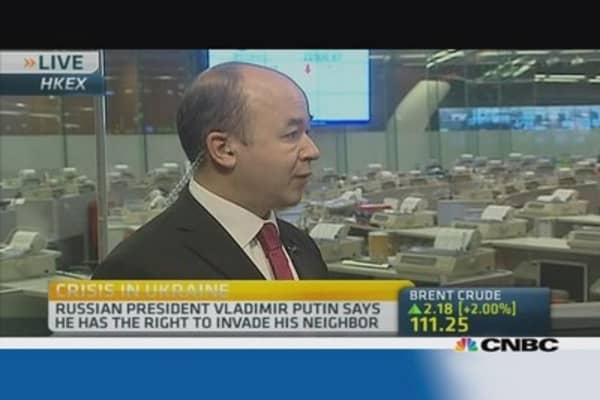 Is Russia already paying the price for Ukraine?