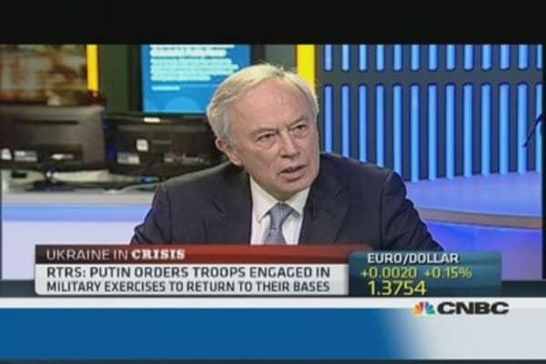 Holding onto Crimea will cost Russia: Pro