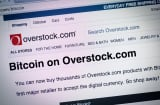 Overstock.com says it has surpassed $1 million in sales to bitcoin users.