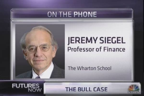 The two things that worry Jeremy Siegel