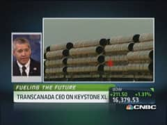 Keystone Pipeline check-up with TransCanada CEO