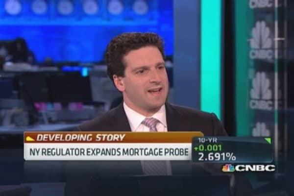 Lawsky to Cooperman: Doing my job as a regulator