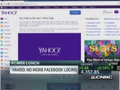 Yahoo users must now use Yahoo ID