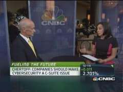 Chertoff: Smart cards a step forward