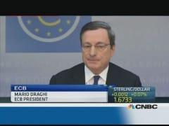 ECB analysis different from IMF's: Draghi
