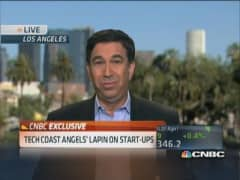 Tech Coast Angels' Lapin: Innovation revolution 'wonderful'