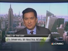 Tiffany will see beautiful returns: Analyst