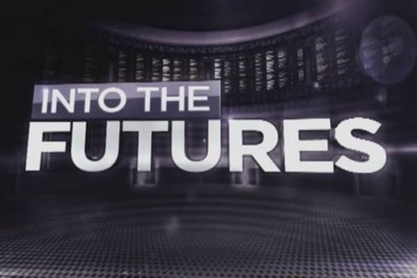 Into the Futures: Inflation indication ahead