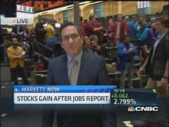 Santelli: Don't ignore bank trading profits