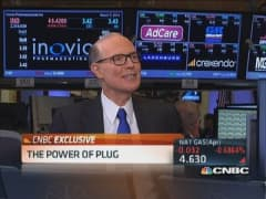 The power of the plug fuels profits for Plug Power