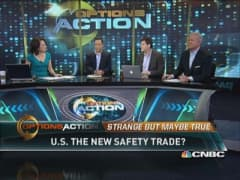 Options Action: US stocks the new safety trade?