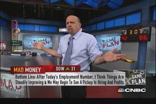 Cramer: Corporate profits feed bull market