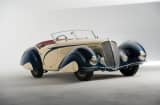 A 1937 Delahaye roadster, once owned by classic car collector Malcolm S. Pray Jr., was auctioned for $6.6 million over the weekend at the Amelia Island Concours d'Elegance.