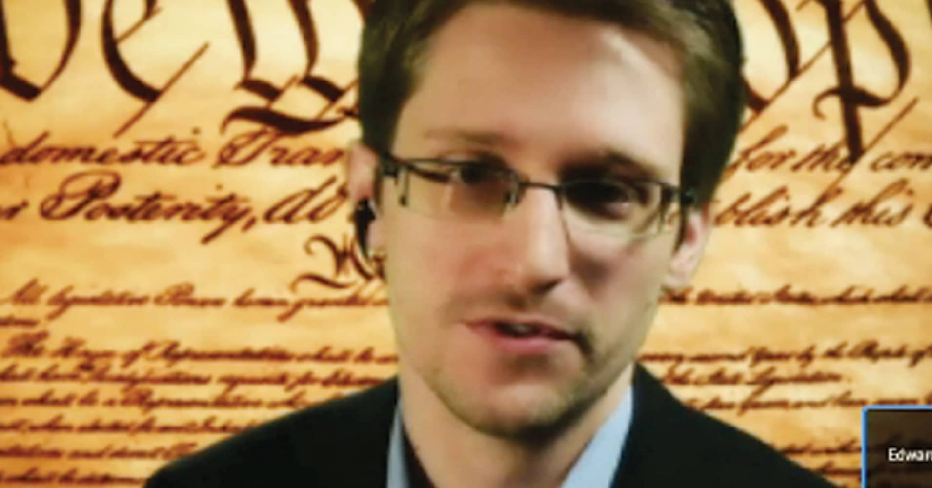 Edward Snowden: US government 'reckless beyond words' after WikiLeaks docs show CIA hacking tools