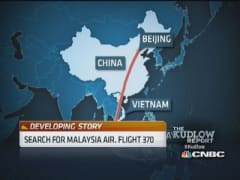 Search for Malaysia Flight 370 intensifies