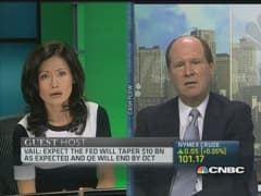 The Fed to be on autopilot for taper: Pro