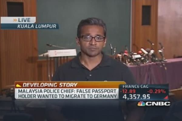 Malaysian air probe reveals few clues