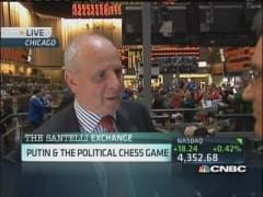 Santelli Exchange: Putin's political chess game