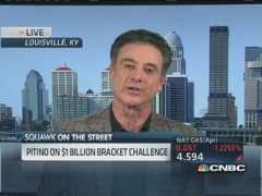 Rick Pitino: Social media not great for athletes