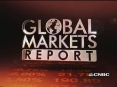 European markets rebound