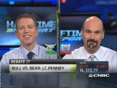 JCP turnaround plan is working: Trader