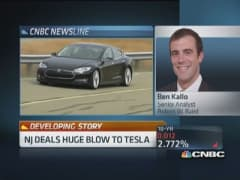 Buy Tesla on dip: Analyst