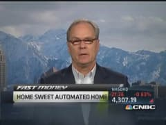 Control4 teams with Toll on high-tech homes