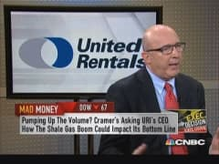 United Rentals CEO: US market is strong