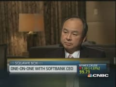 Softbank CEO: US wireless market needs change