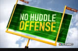 No Huddle Offense: Bar