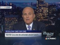 Giuliani: Pres. Obama will place sanctions on Russia