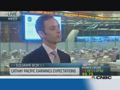 Cathay Pacific has foresight: Citi