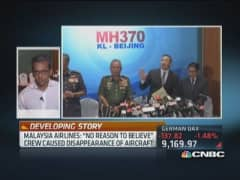 Malaysia press conference reveals no clear answers