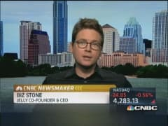 Biz Stone: High valuations without value is dangerous