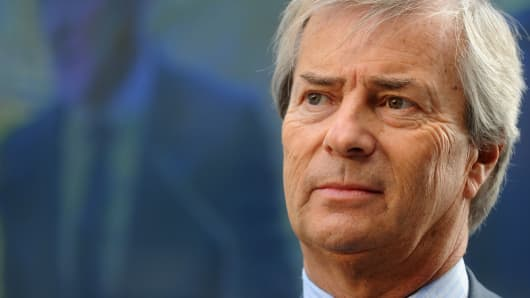 French raider Bollore engineers merger of Vivendi and Havas