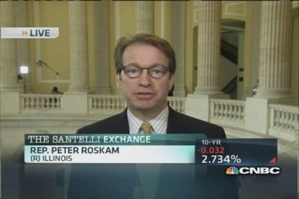 Rep. Roskam calls for Obamacare watchdog