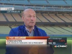 Dodgers CEO: Revenue sharing good for baseball