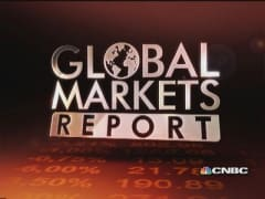 European markets close: Industrial production falls