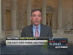Sen. Warner: Fannie, Freddie proposal will pass Congress