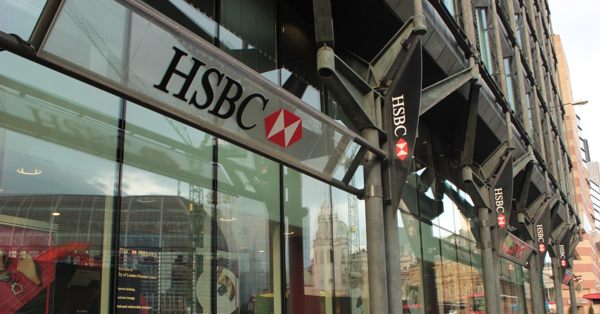 HSBC reports H1 pre-tax profit of $9.71 billion