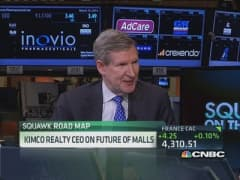 Kimco CEO: Consumer spending back on track