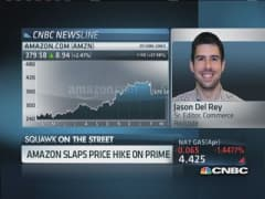 Impact of Amazon 'Prime' price spike