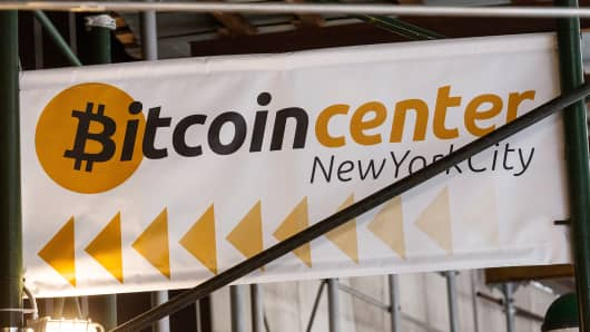 The Bitcoin Center of New York City operates as a physical place for people to come and trade digital currencies.
