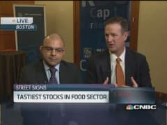 Food companies navigating costs